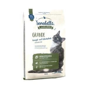 """מזון לחתולים סנאבל גזע גדול 10 ק""""ג-0"""