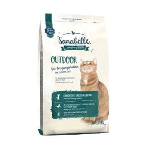 """מזון לחתולים סנאבל לחתולי חוץ 2 ק""""ג-0"""