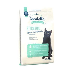 """מזון לחתולים סנאבל סטרלייז 2 ק""""ג-0"""