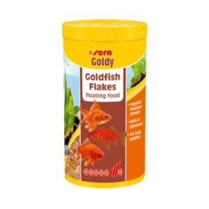 מזון לדגים סרה גולדי פלקס 1 ליטר-0