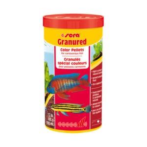 מזון לדגים סרה גרנורד 1 ליטר-0