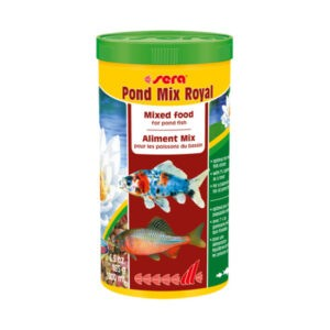 מזון לדגים סרה פונד מיקס רויאל 1 ליטר-0