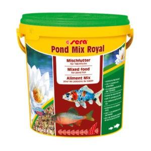 מזון לדגים סרה פונד מיקס רויאל 10 ליטר-0