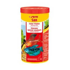 מזון לדגים סרה סאן 1 ליטר-0