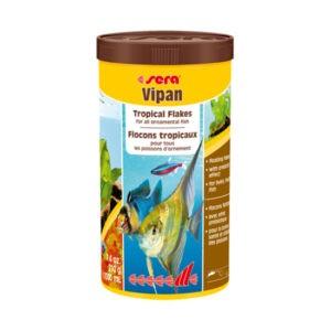 מזון לדגים סרה ויפאן 1 ליטר-0