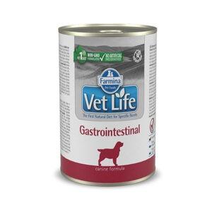 מזון רפואי רטוב לכלבים וט לייף Gastrointestinal לבעיות בעיכול 300 גרם -0