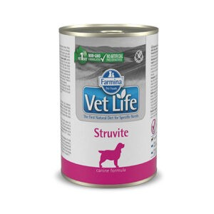 מזון רפואי רטוב לכלבים וט לייף Struvite לאבנים בכליות 300 גרם -0