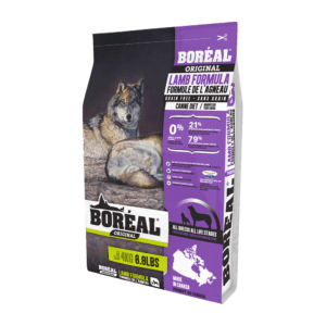 """מזון לכלבים בוריאל כלב אוריג'נל כבש 11.3 ק""""ג-0"""