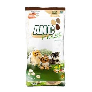 """מזון לכלבים anc fresh - איי אן סי פרש בוגר מיני 15 ק""""ג-0"""