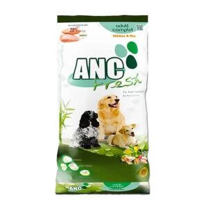 """מזון לכלבים anc fresh - איי אן סי פרש בוגר עוף 3 ק""""ג-0"""