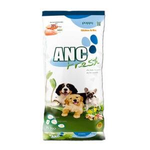 """מזון לכלבים anc fresh - איי אן סי פרש גורים 15 ק""""ג-0"""