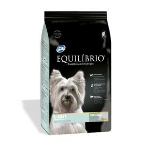 """מזון לכלבים אקווליבריו לייט מיני 2 ק""""ג-0"""