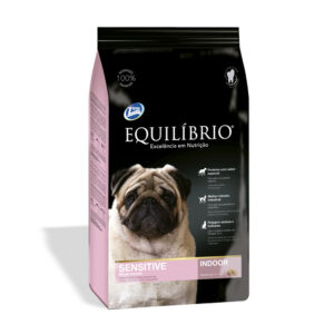 """מזון לכלבים אקווליבריו סנסטיב מיני 2 ק""""ג-0"""
