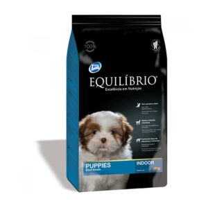 """מזון לכלבים אקווליבריו פאפי מיני 7.5 ק""""ג-0"""