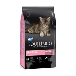 """מזון לחתולים אקווליבריו קיטן 1.5 ק""""ג-0"""