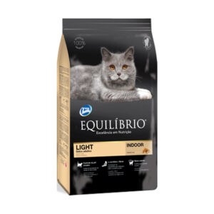 """מזון לחתולים אקווליבריו לייט 1.5 ק""""ג-0"""