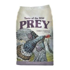 """מזון לחתולים טייסט אוף דה ווילד פראי הודו 2.7 ק""""ג-0"""