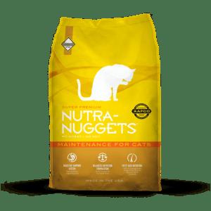 "מזון לחתולים נוטרה נאגטס בוגר מיינטננס 7 ק""ג-0"
